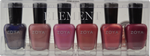 Zoya 6 pc Element Collection A