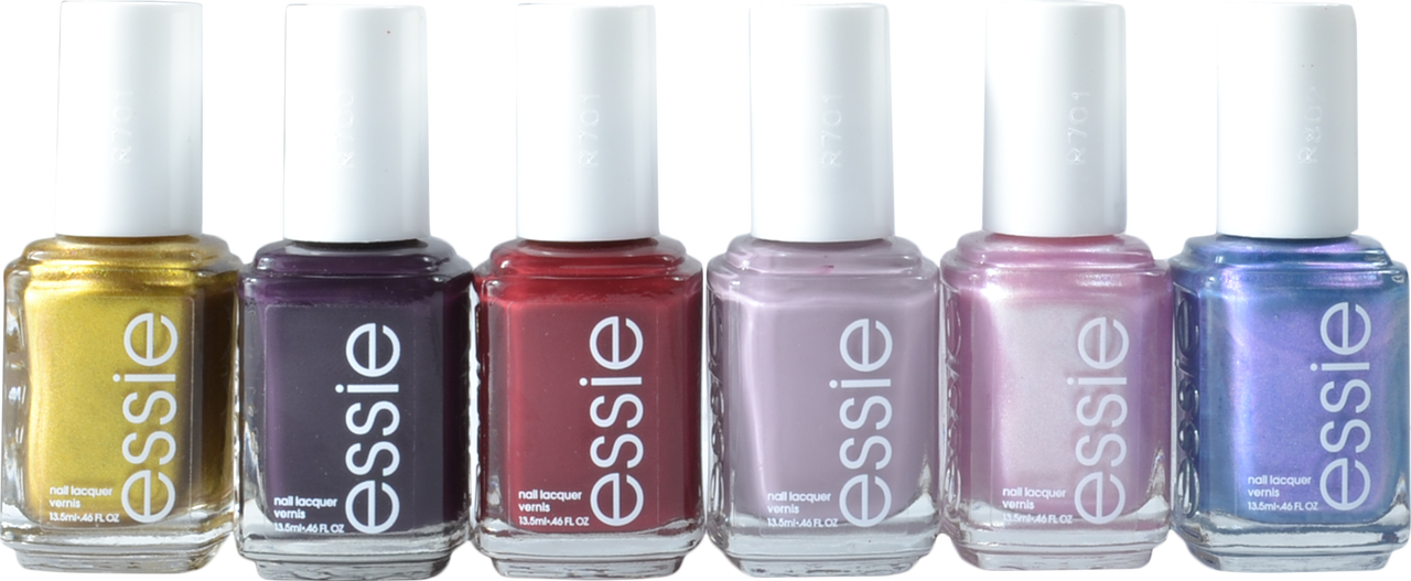Essie 6 Pc Essie Winter 2018 Collection Free Shipping At Nail