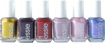6 pc Essie Winter 2018 Collection by Essie