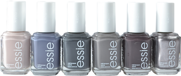 Essie 6 pc Serene Slate Collection