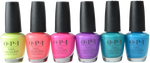 OPI 6 pc Neon 2019 Collection