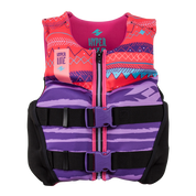 Hyperlite: Girls Youth Indy Vest Pink Small 50-75 lbs