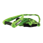 Hyperlite:2019 25' Pro Surf Rope w/Handle Green