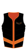 Phase 5: Mens Pro Surf Vest Orange