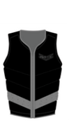 Phase 5: Mens Pro Surf Vest Grey