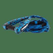 Hyperlite:2020 25' Riot Surf Rope w/Handle Blue