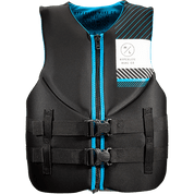 Hyperlite: Mens Indy HRM Neo Vest Black Blue