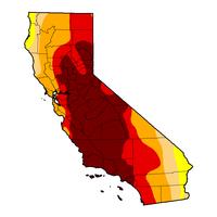 California Drought Jan 2016