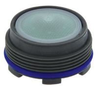 Neoperl 1.5 gpm cache rain spray aerator