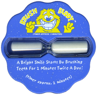 Brush Buddy Kids Toothbrush 2+ Minutes Timer