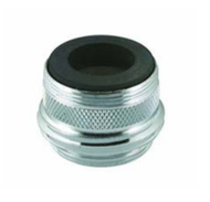 "Faucet Aerator and Hose Adapter | Top threads dual thread male 15/16"" -27 x female 55/64""-27 