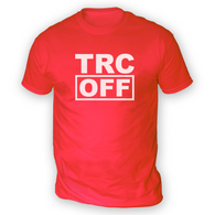 TRC OFF Mens T-Shirt