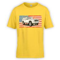 American XJ Kids T-Shirt