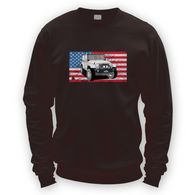 American JK Sweater