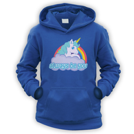 Always Be You Kids Hoodie