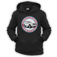 Grow Up Optional XJ Kids Hoodie