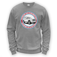 Grow Up Optional XJ Sweater