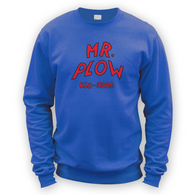 Mr Plow Sweater