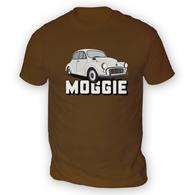 Morris Moggie Mens T-Shirt