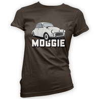 Morris Moggie Womans T-Shirt