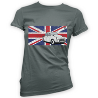 British Morris 1000 Womans T-Shirt