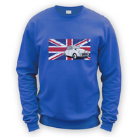 British Morris 1000 Sweater