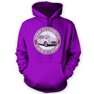 Grow Up Optional Morris Hoodie
