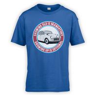 Grow Up Optional Morris Kids T-Shirt