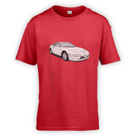 MR2 W20 Kids T-Shirt
