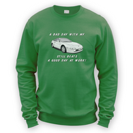 Bad Day With My MR2 W20 Beats Work Sweater