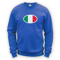 Italian Flag Sweater