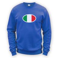 Italian Flag Sweater