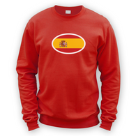 Spanish Flag Sweater