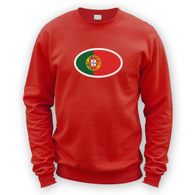 Portuguese Flag Sweater