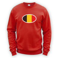 Belgian Flag Sweater