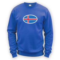 Iceland Flag Sweater
