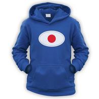 Japanese Flag Kids Hoodie