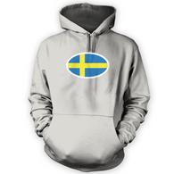 Swedish Flag Hoodie