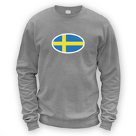 Swedish Flag Sweater
