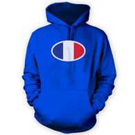 French Flag Hoodie