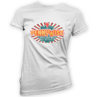 Pennywise Balloon Co. Womans T-Shirt