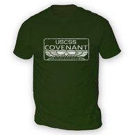 USCSS Covenant Mens T-Shirt