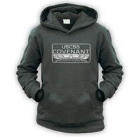 USCSS Covenant Kids Hoodie
