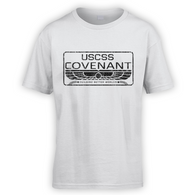 USCSS Covenant Kids T-Shirt