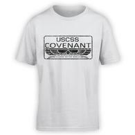 USCSS Covenant Kids T-Shirt