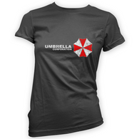 Umbrella Corp. Womans T-Shirt