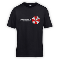 Umbrella Corp. Kids T-Shirt