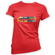 City 125 Womans T-Shirt