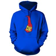 DK Tie Hoodie
