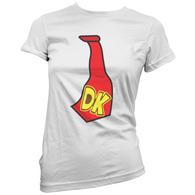 DK Tie Womans T-Shirt